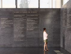 donor recognition walls - Google Search