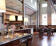 Best Burger I've ever had!  Napa Valley Restaurants | The Carneros Inn - Boon Fly Café | Dining in Napa