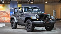 Jeep Willy's Wrangler