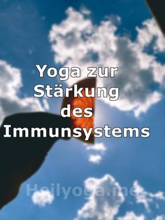Yoga zur Stärkung von Regenerationskraft und Immunsystem - Heilyoga.ME Pranayama, Sanftes Yoga, Yoga Kurse, Stress, Movie Posters, Bronchitis, Angst, Panic Attacks, Art Of Living