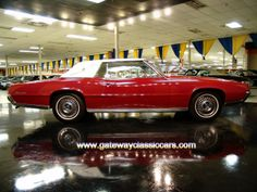 1967 Thunderbird | 1967 Ford Thunderbird Landau