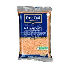 East End Red Split Lentils 500g