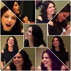 Awesome Lana  at Spooky Empire in Orlando Florida Saturday 5-31-14 awesome art #EvilRegals #LanaParrilla #OUAT #OnceUponATime #Oncers