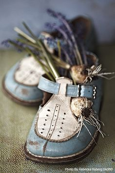 Shabby Cuties for Blue Willow