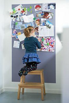 Magnetic Paint, Dinner Room, Kids Corner, Kidsroom, Kids House, Interior Design Living Room, Diy For Kids, Playroom, Bedroom Decor