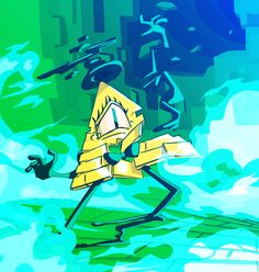GF art,Gravity Falls,фэндомы,Bill Cipher,GF Персонажи,leoflynn