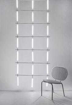 LIGHT CURTAIN by Verena Hennig