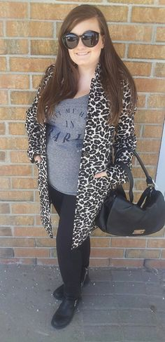 #Sell us your #Winter #coats - GET #CashOnTheSpot & pick up this #trendy #leopard print #jacket for #Spring that's ONLY $14! #Stellar | www.platosclosetnewmarket.com