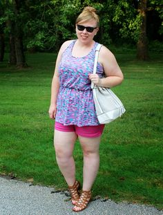 I love to cut of this top! // DIY FATSHION - SUMMER 30x30: SIX