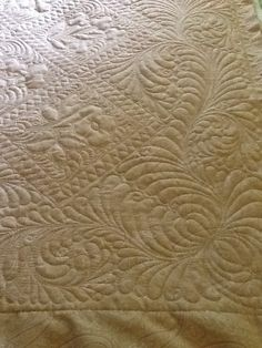 Jo Botherway has made this gorgeous quilt over this last year, she was after a hand sewingproject to work on while at her sewing friendsh...
