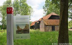 Auf den Spuren Van Goghs - Collse Watermolen bei #Nuenen  #niederlande #holland #netherlands