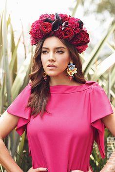 Sara Maldonado, nuestra chica de portada de la edición Septiembre 2014. ¡Más glamourosa que nunca!