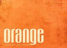 »✿❤Carleen❤✿« Orange
