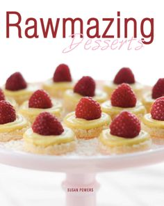 Finally, desserts that are beautifully presented, gourmet-quality, delicious and nutritious! Quick and simple to make, your family and guests will agree, these desserts truly are RAWMAZING! The vast majority of these recipes are unique to this book.