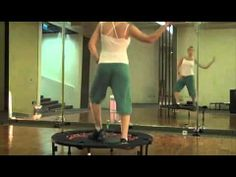 Tracy Anderson - rebounder