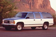 1992 GMC Suburban | Want to know more about the 1992 GMC Suburban 1500?
