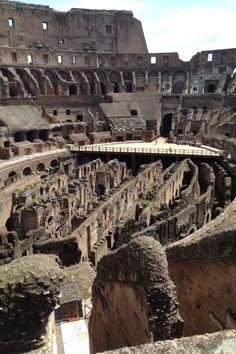 Italien - Rom, Colosseo