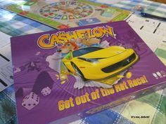 Teach your teen money management with the CASHFLOW game - It's me, debcb!