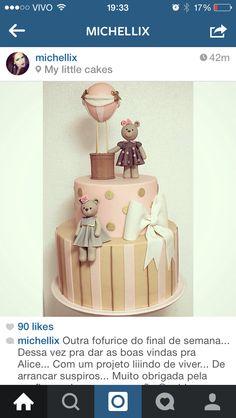 Inspiração bolo