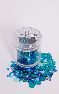 The Gypsy Shrine Turquoise Mermaid Glitter Pot - Other - PrettylittleThing UK | PrettyLittleThing.com