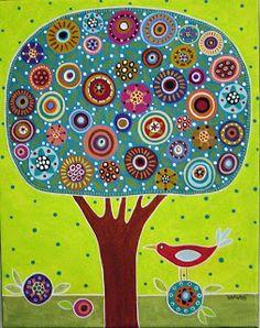 karla gerard art: October 2009