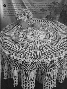 Scheme crochet no. 968 | Kira scheme crochet