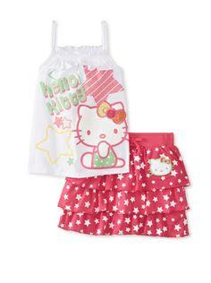 Hello Kitty Girls 7-16 Ruffle Skirt Clothing Set Tank, Fuchsia Purple, 7 Hello Kitty,http://www.amazon.com/dp/B00HF3MIK0/ref=cm_sw_r_pi_dp_nDMstb079KSXPFNS