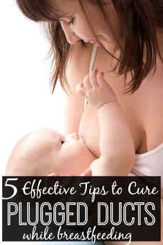 5 Effective Tips to Cure Plugged Ducts While Breastfeeding: Blocked or plugged milk ducts are not dangerous. While the blockage can be painful, ignoring the situation can become serious. In this article, we will understand the various facts surrounding the blocked milk ducts during breastfeeding.