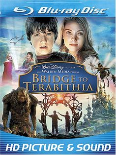 Bridge to Terabithia Bluray * More info could be found at the image url. (Note:Amazon affiliate link)
