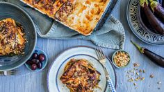 Moussaka - MatPrat Moussaka, Quiche, Stew, French Toast, Bread, Breakfast, Ethnic Recipes, Food, Eggplant