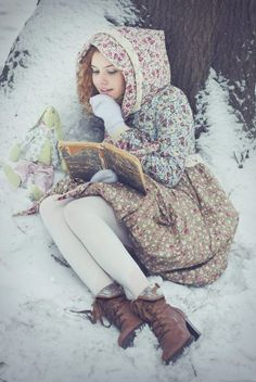 When a book grips you... you will take a moment no matter where you are, to hungrily read a few lines! - #reading #books