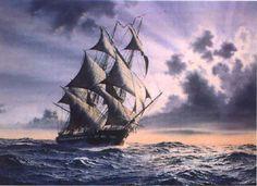 War of 1812 USS Constitution