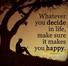 Well Said Quote About Life vs. Happiness
