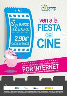 Fiesta del Cine 2014 en Santiago de Compostela - Ocio en Galicia