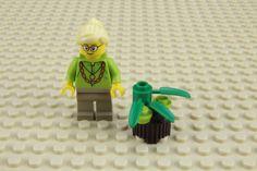 Fabrique une plante décorative pour tes minifigures LEGO®