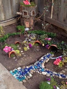 52 Best Fairy Garden Ideas & The Most Neglected Fact About Fairy Garden Ideas Revealed & GentileForda.Com 52 Best Fairy Garden Ideas & The Most Neglected Fact About Fairy Garden Ideas Revealed & GentileForda.Com The post 52 Best Fairy Garden Ideas Large Fairy Garden, Fairy Garden Houses, Gnome Garden, Fairy Gardening, Fairies Garden, Garden Path, Vegetable Gardening, Herb Garden, Fairytale Garden