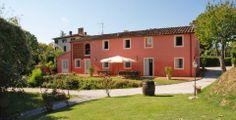 Casa Rosa - Tuscany - Lucca http://www.salogivillas.com/en/villa/casa-rosa-22B7