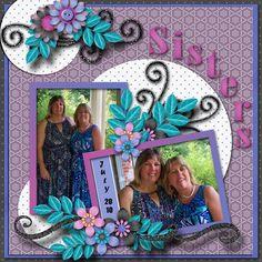 Sisters - Scrapbook.com: