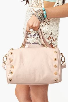 Empire Leather Bag