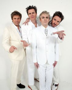 Fab Five, John Taylor, New Romantics, White Suits, Midsummer Nights Dream, Always And Forever, The Beatles, Eye Candy, Punk