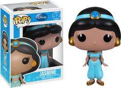 Aladdin - Jasmine Pop! Vinyl Figure Funko