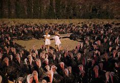 Turkey farm in Idaho, June 1944.Photograph by Maynard Owen Williams, National Geographic