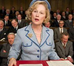 """""""Die Eiserne Lady"""" - Kino-Tipp - Der Film zeigt das Leben der ehemaligen britischen Premierministerin Margaret Thatcher. Meryl Streep erhielt für die Rolle der Politikerin den Oscar als beste Hauptdarstellerin"""