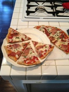 Grilled Pizza | yummo!! | Pinterest | Grilled Pizza, Pizza and ...