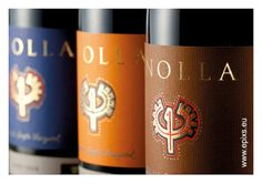 Enolla Wines on Packaging of the World - Creative Package Design Gallery