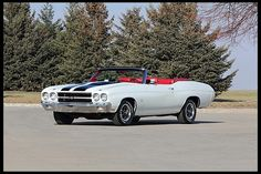 1970 Chevrolet Chevelle SS Convertible 396/350 HP, Automatic presented as lot F229 at Kissimmee, FL 2014 - image1