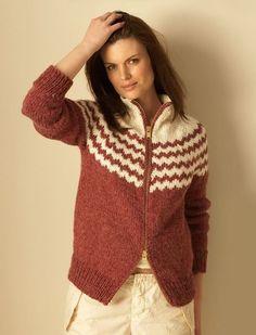 Ravelry: Top Down Alpaca Cardigan pattern by Bernat Design Studio Cardigan Pattern, Sweater Knitting Patterns, Knitting Designs, Knit Patterns, Free Knitting, Clothing Patterns, Knit Cardigan, Cocoon Cardigan, Knit Sweaters