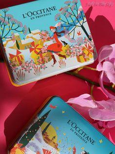 July In The Sky, mon blog Beauté et Photo : Quand Pierre Hermé rencontre L'Occitane, le Trio Gourmand ! Artist Loft, Big Move, Packaging, Graphic Design Tips, Soap Bar, Bourjois, Beauty Make Up, Package Design, Illustration