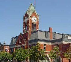 ~ Collingwood City Hall ~ Collingwood, Ontario, Canada ~ lwy