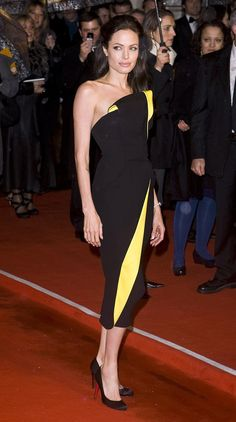 Angelina Jolie's Style Transformation